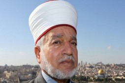 Quds Grand Mufti Detained by Zionist Forces