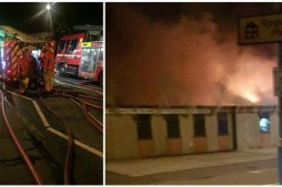 Manchester Mosque Seriously Damaged in Suspected Arson Attack