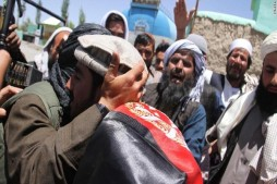 Eid Celebrations in Afghanistan Marred by Deadly Bombing in Nangarhar