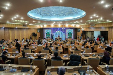 Iran's Quran TV to Air Recordings of Int'l Quran Contest for Muslim Students