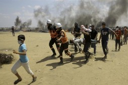 Unprecedented Crisis in Gaza Strip Caused by Israeli Use of Live Fire: ICRC