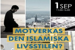 Stockholm to Host West and Islamic Lifestyle Conference