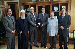 Abdul Basit Family Gifts Recitation Series to Egypt's Quran Radio